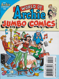 Cover Thumbnail for World of Archie Double Digest (Archie, 2010 series) #105