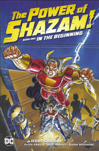 Cover Thumbnail for The Power of Shazam! (DC, 2020 series) #1 - In the Beginning