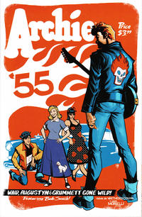 Cover Thumbnail for Archie 1955 (Archie, 2019 series) #1 [Cover E Pete Woods]