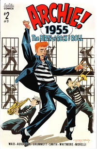 Cover Thumbnail for Archie 1955 (Archie, 2019 series) #2 [Cover C Khary Randolph]