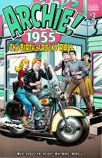 Cover Thumbnail for Archie 1955 (Archie, 2019 series) #3 [Cover B Jerry Ordway]