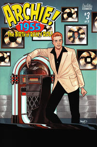 Cover Thumbnail for Archie 1955 (Archie, 2019 series) #3 [Cover C Paul Renaud]