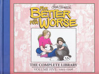 Cover Thumbnail for For Better or For Worse: The Complete Library (IDW, 2017 series) #5 - 1993 - 1996