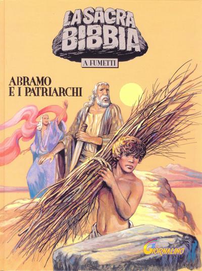 Cover for Supplementi a  Il Giornalino (Edizioni San Paolo, 1982 series) #51/1996 - La Sacra Bibbia a fumetti  2