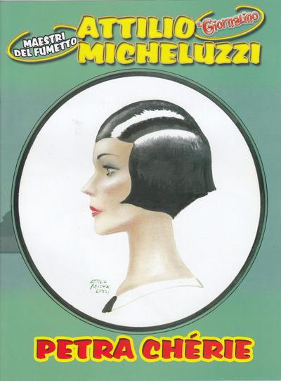 Cover for Supplementi a  Il Giornalino (Edizioni San Paolo, 1982 series) #18/2005 - Attilio Micheluzzi - Petra Chérie