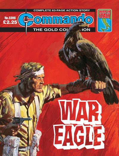 Cover for Commando (D.C. Thomson, 1961 series) #5396