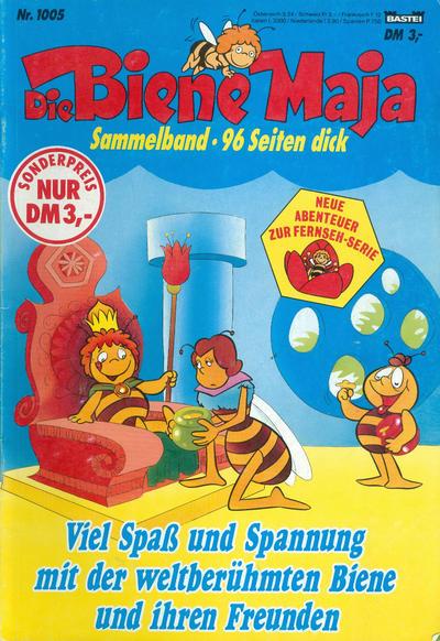 Cover for Biene Maja (Bastei Verlag, 1991 ? series) #1005
