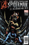 Cover for Spectacular Spider-Man (Marvel, 2003 series) #19 [Newsstand]