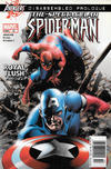 Cover for Spectacular Spider-Man (Marvel, 2003 series) #15 [Newsstand]
