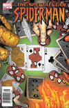 Cover for Spectacular Spider-Man (Marvel, 2003 series) #21 [Newsstand]