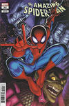 Cover Thumbnail for Amazing Spider-Man (2018 series) #50 (851) [Variant Edition - Arthur Adams Cover]
