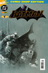 Cover Thumbnail for Batman (2004 series) #1 [Comic Shop-Edition]
