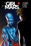 Cover for The Girl from Mars (Martian Lit, 2020 series) #1