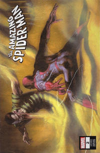 Cover Thumbnail for Amazing Spider-Man (Marvel, 2018 series) #2 (803) [Variant Edition - Gabriele Dell'Otto Cover]