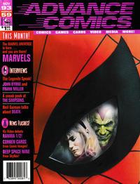 Cover Thumbnail for Advance Comics (Capital City Distribution, 1989 series) #59