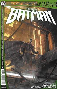 Cover Thumbnail for Future State: The Next Batman (DC, 2021 series) #2 [Ladrönn Cover]