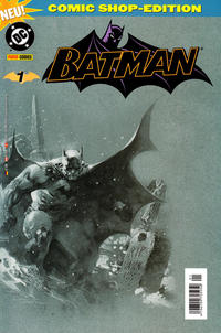 Cover Thumbnail for Batman (Panini Deutschland, 2004 series) #1 [Comic Shop-Edition]