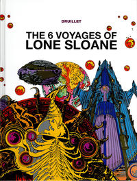 Cover Thumbnail for The 6 Voyages of Lone Sloane (Titan, 2015 series)