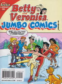 Cover for Betty and Veronica Double Digest Magazine (Archie, 1987 series) #290