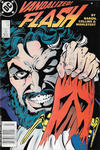 Cover for Flash (DC, 1987 series) #14 [Newsstand]