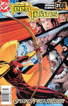 Cover for Teen Titans (DC, 2003 series) #21 [Newsstand]