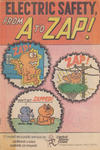 Cover for Electric Safety, from A to Zap! (American Comics Group, 1972 series) #[nn] [Central Maine Power]