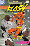 Cover for Flash (DC, 1987 series) #9 [Newsstand]