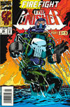 Cover Thumbnail for The Punisher (1987 series) #82 [Newsstand]