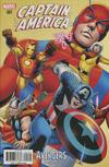 Cover Thumbnail for Captain America (2017 series) #697 [John Cassaday 'Avengers']