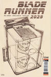 Cover for Blade Runner 2029 (Titan, 2020 series) #2 [Syd Mead Cover]