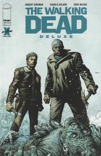 Cover Thumbnail for The Walking Dead Deluxe (Image, 2020 series) #7
