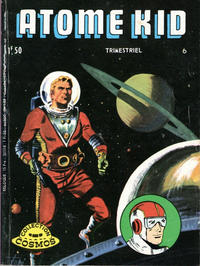 Cover for Atome Kid (Arédit-Artima, 1970 series) #6