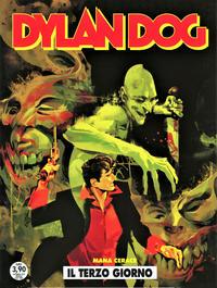 Cover Thumbnail for Dylan Dog (Sergio Bonelli Editore, 1986 series) #411 - Il terzo giorno