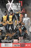 Cover for All-New X-Men (Marvel, 2013 series) #1 [Newsstand]