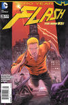 Cover Thumbnail for The Flash (2011 series) #25 [Newsstand]