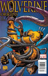 Cover for Wolverine: Origins (Marvel, 2006 series) #6 [Newsstand]