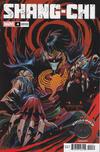 Cover Thumbnail for Shang-Chi (2020 series) #4 [Khary Randolph 'Knullified Variant']