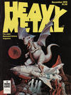 Cover for Heavy Metal Magazine (Heavy Metal, 1977 series) #v2#8 [Direct]