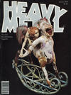 Cover for Heavy Metal Magazine (Heavy Metal, 1977 series) #v2#9 [Newsstand]
