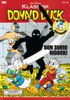 Cover for Klassisk Donald Duck (Hjemmet / Egmont, 2016 series) #28 - Den sorte ridder!