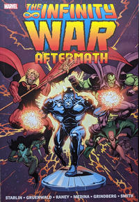 Cover Thumbnail for Infinity War Aftermath (Marvel, 2015 series)