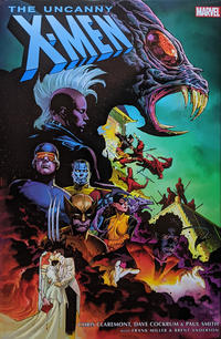 Cover Thumbnail for Uncanny X-Men Omnibus (Marvel, 2006 series) #3 [Second Edition, Opeña Cover]