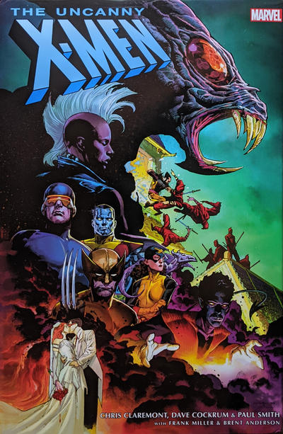 Cover for Uncanny X-Men Omnibus (Marvel, 2006 series) #3 [Jerome Opeña Cover]