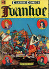 Cover for Classic Comics (Gilberton, 1941 series) #2 [HRN 20] - Ivanhoe