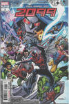 Cover Thumbnail for 2099 Alpha (2020 series) #1