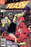 Cover for Flash (DC, 1987 series) #5 [Canadian]