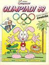 Cover for Supplementi a  Il Giornalino (Edizioni San Paolo, 1982 series) #37/1988 - Olimpiadi 88