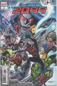 Cover Thumbnail for 2099 Alpha (Marvel, 2020 series) #1