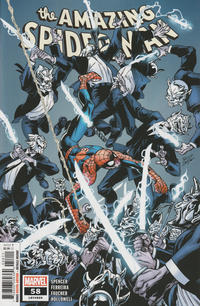 Cover Thumbnail for Amazing Spider-Man (Marvel, 2018 series) #58 (859)