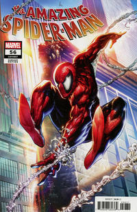 Cover for Amazing Spider-Man (Marvel, 2018 series) #56 (857) [Variant Edition - Philip Tan Cover]